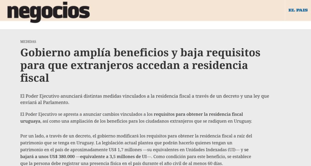 Gobierno amplía beneficios y baja requisitos