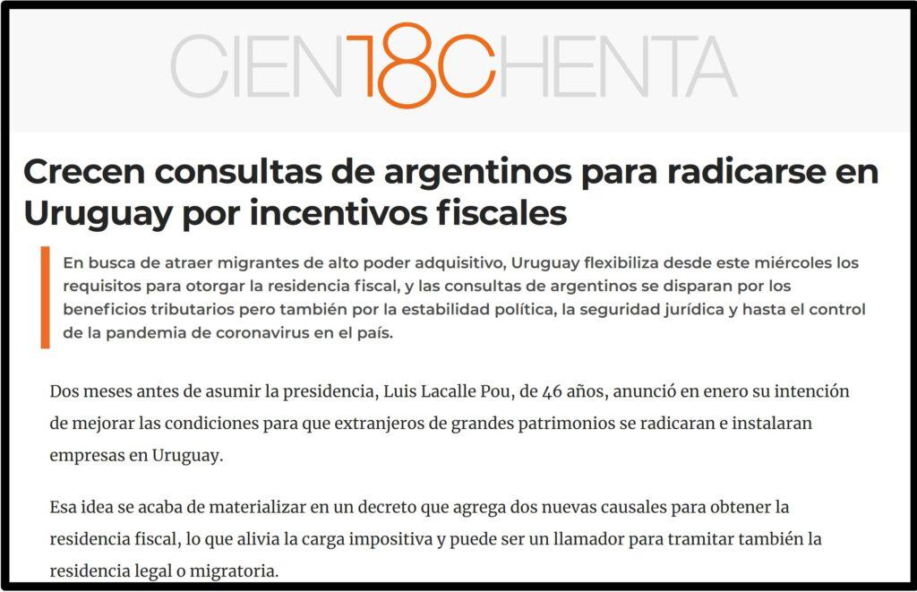 180 - nuevas posibilidades para obtener la residencia fiscal
