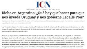 Nota editada de ICN Diario